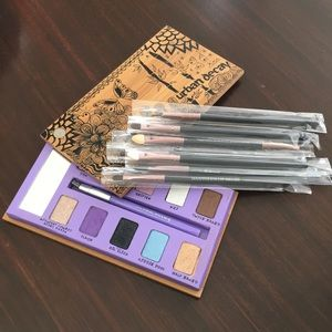 Bundle buy! Urban decay eyeshadow palette!